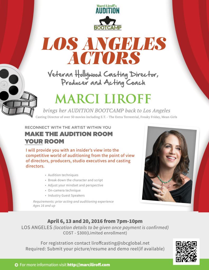 April L.A. Bootcamp