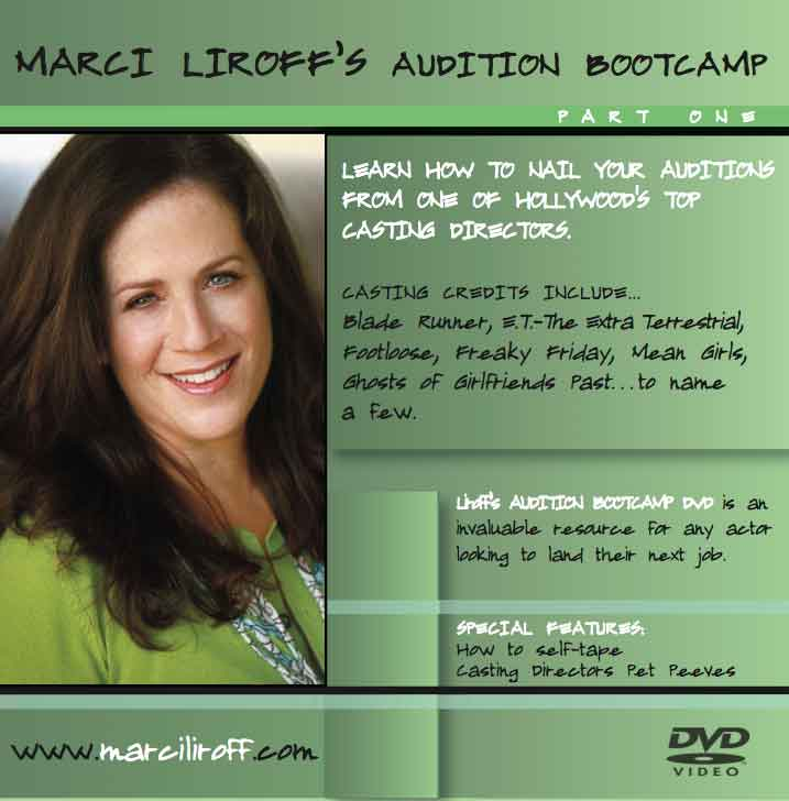 Marci Liroff Audition Bootcamp